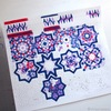 ただ細かいだけではなかった!改めてわかった「イスラム文様とモザイクのぬり絵ブック」の特徴。