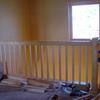 工事131日目:ファミリールーム造作工事
