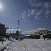 列車で行く冬の飛騨路・アニメ『氷菓』の聖地先行巡礼(その1)2012年2月3日