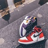 "【8月16日(金)再販】スニーカー抽選情報  ""NIKE SB × AIR JORDAN 1 RETRO HIGH OG LA TO CHICAGO (CD6578-507)"""