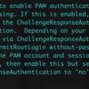 SSH でログインした後にシェルのプロンプト表示までの時間が長い場合の対処法の一つ