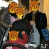 【TDR】母の回想:2017年3月旅行記【57】最終日へタイムスリップ!?~東京Disney resort子育て~思春期ほんわか編 ( *´艸`)!! ~2017年6月Disney旅行記【33】