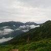 後立山南部での貴重な経験