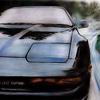 【Photoshop 】トヨタ・スープラ JZA70