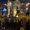 エラワン廟とタラート・ロッファイ・ラチャダー市場