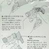 ミニ四駆 グレードアップパーツ No.61 タイヤサンダー 説明書
