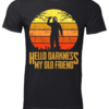 Cool Michael Myers hello Darkness my old friend shirt