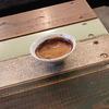 築地の「ターレットコーヒー」でエスプレッソ。