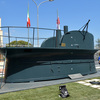 イタリア軍事史跡紹介:ガエータ ―第二次世界大戦時の潜水艦「R12」の艦橋―
