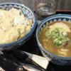お店(かつ丼&カレーうどん)