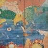 江戸時代に描かれた西洋風屏風
