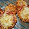 【レシピ】ミッキーピザ(ディズニーランド風◇再現料理)