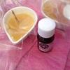 国産蜜蝋アロマ浄化キャンドル