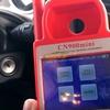 CN900miniでJeep Wrangler キーID46 PCF7941をコピーする