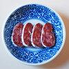 「スペイン産ロンガニーザ(白カビサラミ)」のご紹介