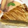 「GRANNY SMITH 」のアップルパイ、Loacker のウェハースを食べてみた