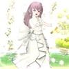 【パンジーのビスチェ】で『ウェディングドレス』