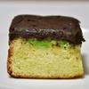 渋谷の「チリムーロ」でミントチョコがけケーキ、パルフェタムールホワイトチョコがけケーキ、カルアシナモンホワイトチョコがけケーキ、ニゲラオートミールクッキー。