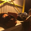 イミグレで警察3人に囲まれるの巻