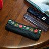 布製カトラリーケース(スプーン,フォーク,お箸入れ)の手作りアイデア~雑な子供用投げ入れタイプ