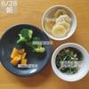 【食事記録】6月28日「SNSでダイエット」