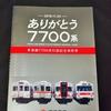 東急線7700系引退記念乗車券発売