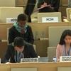 第42回人権理事会:(16・17回会合)ミャンマー事実調査団、シリア調査委員会ならびにブルンジ調査委員会との双方向対話