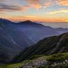 【北アルプス】雪渓を抱く山・針ノ木岳に登ってきました––スバリ岳,赤沢岳を経由して種池山荘へ縦走:②朝の針ノ木岳に登頂
