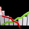 【救済科目を散布図からの近似曲線から絞る!】過去3年のクレアールと本試験の「2点以下割合・1点以下割合」得点分布の相関