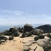 【宮島女性日帰り一人旅レポ⑤】僕は山の上でおにぎりを食べるのが夢だったんだな【弥山山頂到達!】