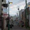 根室飲み屋街/北海道