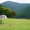平日の田貫湖キャンプ場で湖畔を満喫