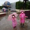 雨のUSJ 子供と行きました。最後に子供の感想と持ち物の復習