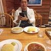 男はなんかあったらカレー食うんです。