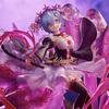 【リゼロ】1/7『鬼レム -Crystal Dress Ver-』Re:ゼロから始める異世界生活 美少女フィギュア【eStream】より2021年9月発売予定♪