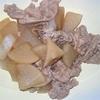 豚肉と大根の生姜煮 ヘルシオホットクックで自炊(116)