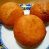 モンパルナスで尼崎の名物ピロシキを買ったぞ!ふかふか分厚い生地とゆで卵が超旨い!【兵庫県尼崎市】