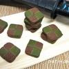 鬼滅の刃クッキー 炭治郎 市松模様 アイスボックスクッキー レシピ(^^♪(大人味)