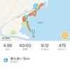 2019/05/02(木)4.98km