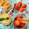 プラムのフルーツブランデー