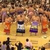 【当日編】子連れで相撲観戦(地方巡業):子供の興味に沿った夏休み2