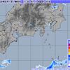 気象庁は長野県に記録的短時間大雨情報を発表!長野県飯田市竜東付近で約120mmの猛烈な雨が降った模様!ゲリラ豪雨に警戒!
