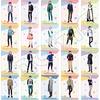 【グッズ】「A3!」 スマイルクリアファイルコレクション 私服 2017年4月頃発売予定