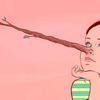 子供が嘘をつく理由と大人が嘘をつく理由について。