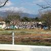 田舎町で行われる草競馬は一大イベントだった