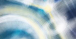 【サイキックソウルアート/奄海るか編】まだ今は目を開けないの♪六角形の窓と宇宙の海と砂時計