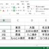 Excelで表全体を簡単に選択する方法