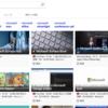 bingの動画検索の標準的な機能について