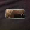 iPhoneのスクリーンが割れた。