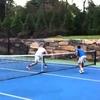 テニス上達・ただのショートラリーは意味なし!!
